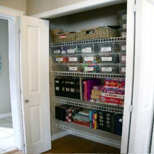Hallway Closet 1